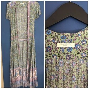 Spell & The Gypsy Collective Dresses - Spell Design Jasmine Midi Dress Size XS.